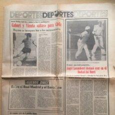 Coleccionismo de Revista Temas Españoles: LA CONSTITUCION DE 1978. PRIMERA PUBLICACION.3/11/1978. Lote 116449703