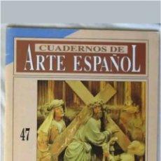 Coleccionismo de Revista Temas Españoles: CUADERNOS DE ARTE ESPAÑOL N°47 RETABLOS FLAMENCOS EN ESPAÑA 1992. Lote 117876006