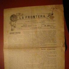 Coleccionismo de Revista Temas Españoles: CAMPODROM. Lote 119131827