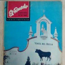 Coleccionismo de Revista Temas Españoles: EL RUEDO. .NUM. 1560. VENTA DE BATAN . AÑO 1970. Lote 121820452