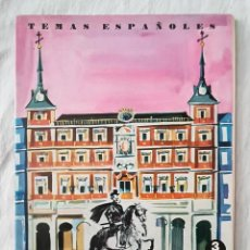 Coleccionismo de Revista Temas Españoles: REVISTA TEMAS ESPAÑOLES 1961 - Nº 409 - MADRID CAPITAL DE ESPAÑA - MUY BIEN CONSERVADA. Lote 122074327