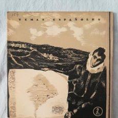 Coleccionismo de Revista Temas Españoles: REVISTA TEMAS ESPAÑOLES 1955 - Nº 164 - EL GRECO - BIEN CONSERVADA. Lote 122076087