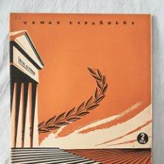 Coleccionismo de Revista Temas Españoles: REVISTA TEMAS ESPAÑOLES 1956 - Nº 63 - LAS REALES ACADEMIAS - BIEN CONSERVADA. Lote 122076419