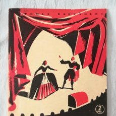 Coleccionismo de Revista Temas Españoles: REVISTA TEMAS ESPAÑOLES 1953 - Nº 36 - EL TEATRO - BIEN CONSERVADA. Lote 122077155