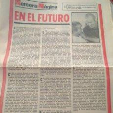 Coleccionismo de Revista Temas Españoles: PUEBLO 1969 EN EL FUTURO LA.MONARQUIA .VER FOTOS. Lote 124847614