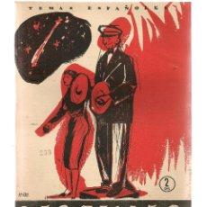 Coleccionismo de Revista Temas Españoles: TEMAS ESPAÑOLES. Nº 239. LAS FALLAS. PUBLICACIONES ESPAÑOLAS 1956. (ST/B101). Lote 125711991