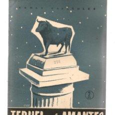 Coleccionismo de Revista Temas Españoles: TEMAS ESPAÑOLES. Nº 276. TERUEL Y LOS AMANTES. PUBLICACIONES ESPAÑOLAS 1956. (ST/B101). Lote 125722679