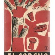 Coleccionismo de Revista Temas Españoles: TEMAS ESPAÑOLES. Nº 277. EL CORCHO. PUBLICACIONES ESPAÑOLAS 1956. (ST/B101). Lote 125723203