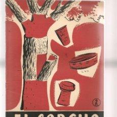 Coleccionismo de Revista Temas Españoles: TEMAS ESPAÑOLES. Nº 277. EL CORCHO. PUBLICACIONES ESPAÑOLAS 1956. (ST/B101). Lote 125723627