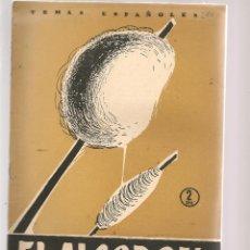 Coleccionismo de Revista Temas Españoles: TEMAS ESPAÑOLES. Nº 280. EL ALGODÓN. PUBLICACIONES ESPAÑOLAS 1956. (ST/B101). Lote 125725139