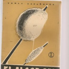 Coleccionismo de Revista Temas Españoles: TEMAS ESPAÑOLES. Nº 280. EL ALGODÓN. PUBLICACIONES ESPAÑOLAS 1956. (ST/B101). Lote 125725211