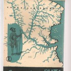 Coleccionismo de Revista Temas Españoles: TEMAS ESPAÑOLES. Nº 282. ESPAÑOLES EN EL PLATA. PUBLICACIONES ESPAÑOLAS 1956. (ST/B101). Lote 125726563