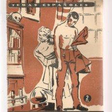 Coleccionismo de Revista Temas Españoles: TEMAS ESPAÑOLES. Nº 284. MEDICINA EN REFRANES. P. ESPAÑOLAS 1956. (ST/B101). Lote 125728839