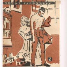 Coleccionismo de Revista Temas Españoles: TEMAS ESPAÑOLES. Nº 284. MEDICINA EN REFRANES. P. ESPAÑOLAS 1956. (ST/B101). Lote 125729175