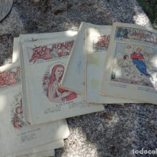 Coleccionismo de Revista Temas Españoles: LOTE REVISTAS EL BENJAMIN. Lote 125965587