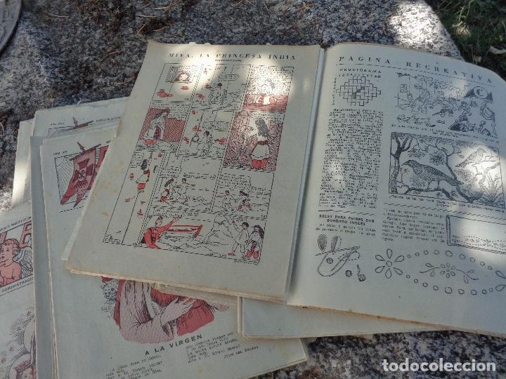 Coleccionismo de Revista Temas Españoles: lote revistas el Benjamin - Foto 3 - 125965587