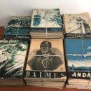Coleccionismo de Revista Temas Españoles: 305 NUMEROS TEMAS ESPAÑOLES.1955 PUBLICACIONES ESPAÑOLAS DEL NÚMERO 1 AL 305 GRAN COLECCIÓN ÚNICA. Lote 128027979