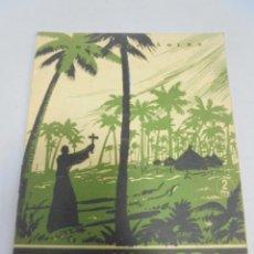 Coleccionismo de Revista Temas Españoles: REVISTA TEMAS ESPAÑOLES. FRAY JUNIPERO SERRA. Nº 42. AÑO 1953. Lote 129227615
