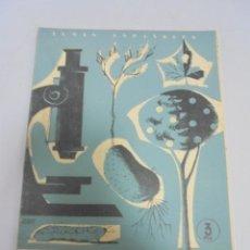 Coleccionismo de Revista Temas Españoles: REVISTA TEMAS ESPAÑOLES. INVESTIGACION AGRONOMICA. Nº 391. AÑO 1959. Lote 129227851