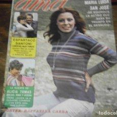 Coleccionismo de Revista Temas Españoles: ¡¡REVISTA AMA¡¡AÑO 1976¡¡. Lote 131872838