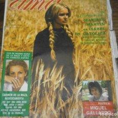 Coleccionismo de Revista Temas Españoles: ¡¡REVISTA AMA¡¡AÑO 1976¡¡. Lote 131873090