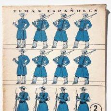 Coleccionismo de Revista Temas Españoles: TEMAS ESPAÑOLES Nº 111 (AÑO 1954). Lote 132307514