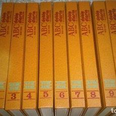 Coleccionismo de Revista Temas Españoles: COLECCIONABLE DOBLE DIARIO DE LA GUERRA CIVIL ESPAÑOLA DE ABC. Lote 133851306
