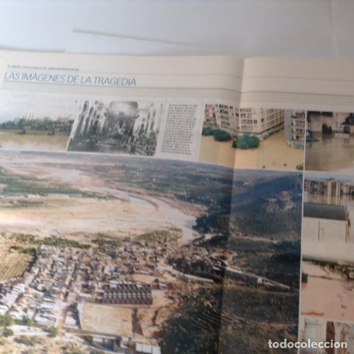 Coleccionismo de Revista Temas Españoles: Periódico especial Pantanada de Tous - Foto 2 - 134445353
