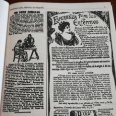 Coleccionismo de Revista Temas Españoles: COLECCIÓN DE ANUNCIOS Y NOTICIAS PUBLICADAS EN LOS PERIÓDICOS ESPAÑOLES DESDE 1900.. Lote 135596266