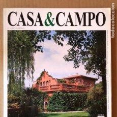 Coleccionismo de Revista Temas Españoles: REVISTA DECORACIÓN NÚMERO 53 CASA & CAMPO. Lote 185729336