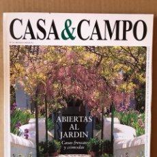 Coleccionismo de Revista Temas Españoles: REVISTA DECORACIÓN NÚMERO 50 CASA & CAMPO. Lote 135858251