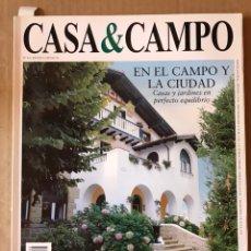 Coleccionismo de Revista Temas Españoles: REVISTA DECORACIÓN NÚMERO 44 CASA & CAMPO. Lote 135858286