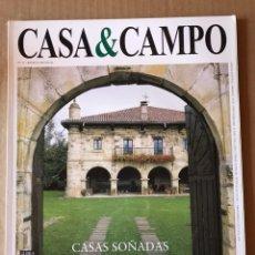 Coleccionismo de Revista Temas Españoles: REVISTA DECORACIÓN NÚMERO 57 CASA & CAMPO. Lote 135858319