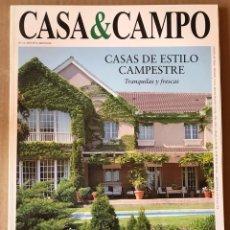 Coleccionismo de Revista Temas Españoles: REVISTA CASA&CAMPO NÚMERO 51. Lote 137151386