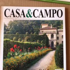 Coleccionismo de Revista Temas Españoles: CASA&CAMPO NÚMERO 42. Lote 137152897