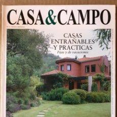 Coleccionismo de Revista Temas Españoles: REVISTA CASA&CAMPO NÚMERO 43. Lote 137153501
