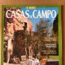 Coleccionismo de Revista Temas Españoles: REVISTA CASA DE CAMPO - MUEBLES. Lote 137153734