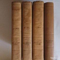 Coleccionismo de Revista Temas Españoles: REVISTAS TEMAS ESPAÑOLES.4 TOMOS.60 PRIMEROS NUMEROS.. Lote 138141118
