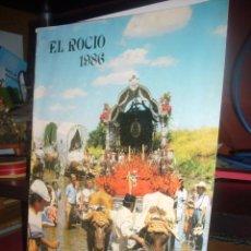 Coleccionismo de Revista Temas Españoles: REVISTA SOBRE EL ROCIO. Lote 139394514