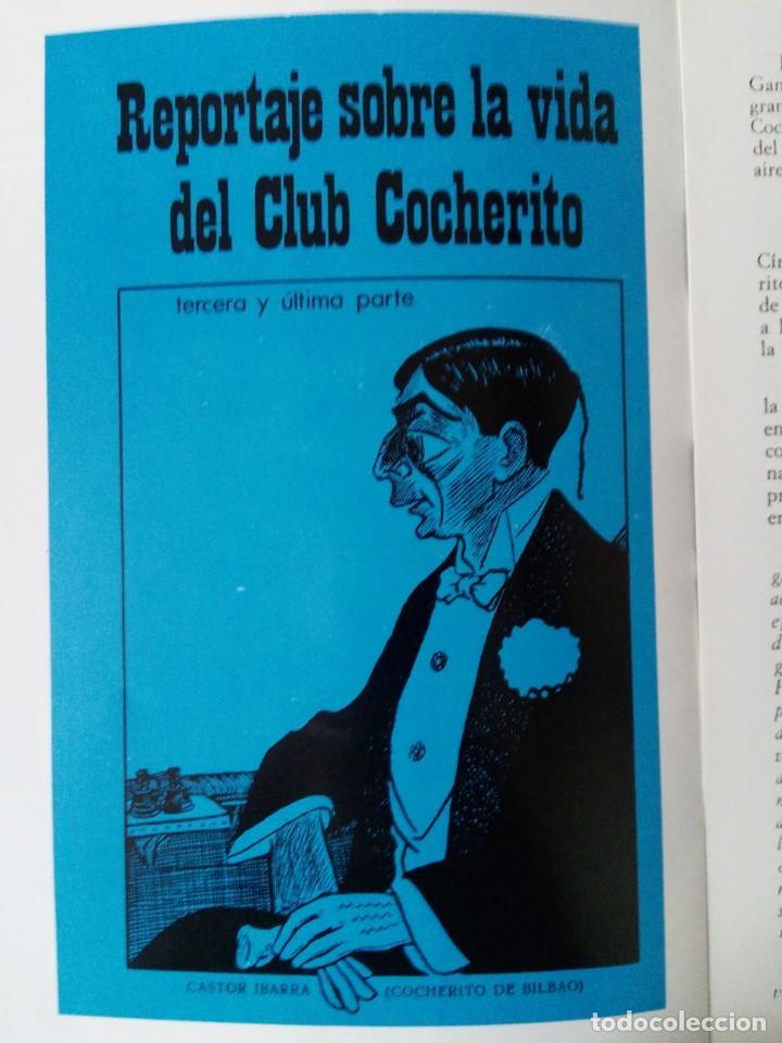 Coleccionismo de Revista Temas Españoles: REVISTA VIZCAYA TAURINA 1976 - Foto 5 - 140320826