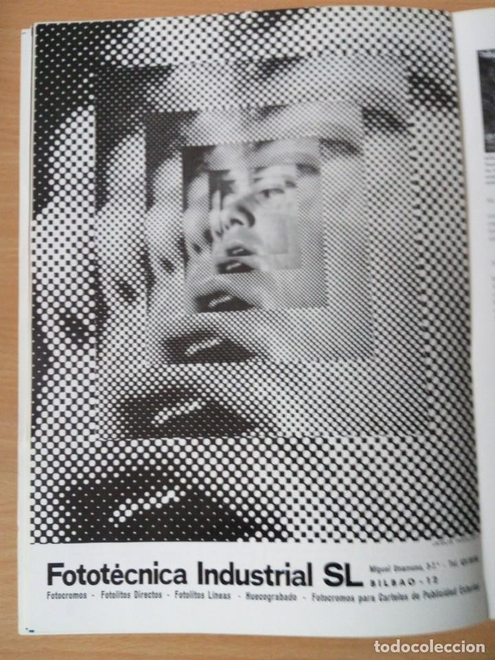 Coleccionismo de Revista Temas Españoles: REVISTA VIZCAYA TAURINA 1976 - Foto 7 - 140320826