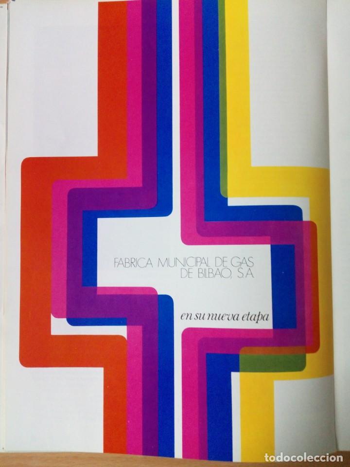 Coleccionismo de Revista Temas Españoles: REVISTA VIZCAYA TAURINA 1976 - Foto 9 - 140320826