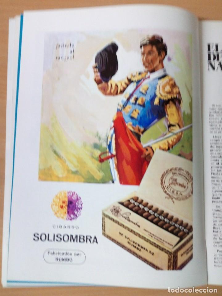 Coleccionismo de Revista Temas Españoles: REVISTA VIZCAYA TAURINA 1976 - Foto 14 - 140320826