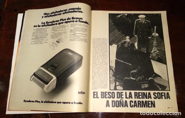 Coleccionismo de Revista Temas Españoles: LA ACTUALIDAD ESPAÑOLA - REVISTA - Nº1248 - 8/12/1975 - CLAMOR POPULAR: VIVA EL REY - VER FOTOS - Foto 4 - 146172138