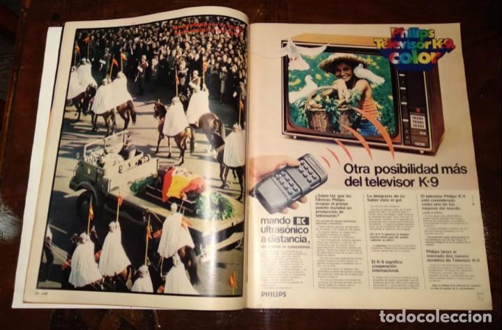 Coleccionismo de Revista Temas Españoles: LA ACTUALIDAD ESPAÑOLA - REVISTA - Nº1248 - 8/12/1975 - CLAMOR POPULAR: VIVA EL REY - VER FOTOS - Foto 6 - 146172138