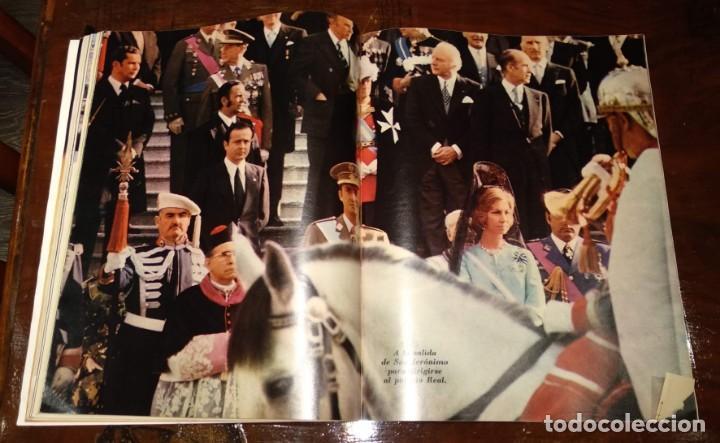 Coleccionismo de Revista Temas Españoles: LA ACTUALIDAD ESPAÑOLA - REVISTA - Nº1248 - 8/12/1975 - CLAMOR POPULAR: VIVA EL REY - VER FOTOS - Foto 7 - 146172138