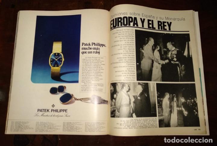 Coleccionismo de Revista Temas Españoles: LA ACTUALIDAD ESPAÑOLA - REVISTA - Nº1248 - 8/12/1975 - CLAMOR POPULAR: VIVA EL REY - VER FOTOS - Foto 10 - 146172138