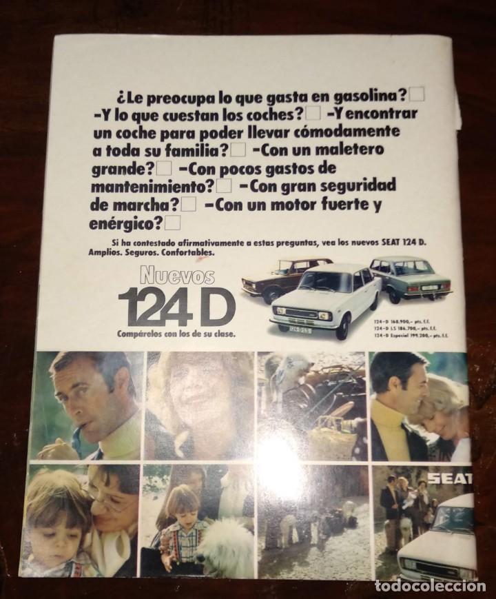 Coleccionismo de Revista Temas Españoles: LA ACTUALIDAD ESPAÑOLA - REVISTA - Nº1248 - 8/12/1975 - CLAMOR POPULAR: VIVA EL REY - VER FOTOS - Foto 11 - 146172138