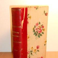 Coleccionismo de Revista Temas Españoles: MERIDIANO FEMENINO , AÑO 1955 COMPLETO / 12. Lote 150984126