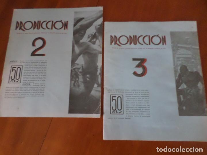 REVISTAS PRODUCCION NACIONAL-SINDICALISTA LEON (Papel - Revistas y Periódicos Modernos (a partir de 1.940) - Revista Temas Españoles)